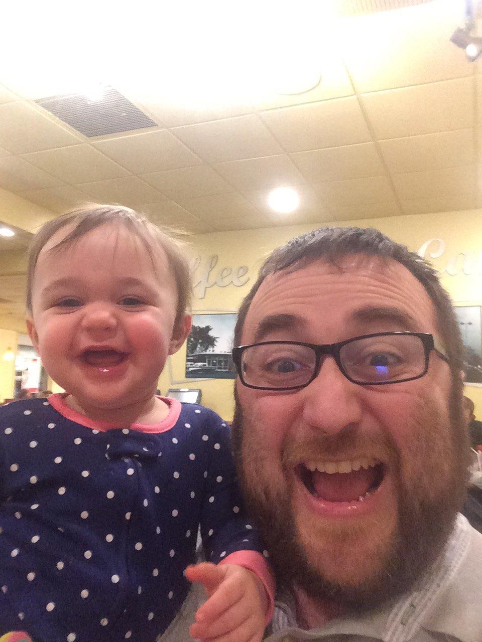 Daddy Daughter fun time