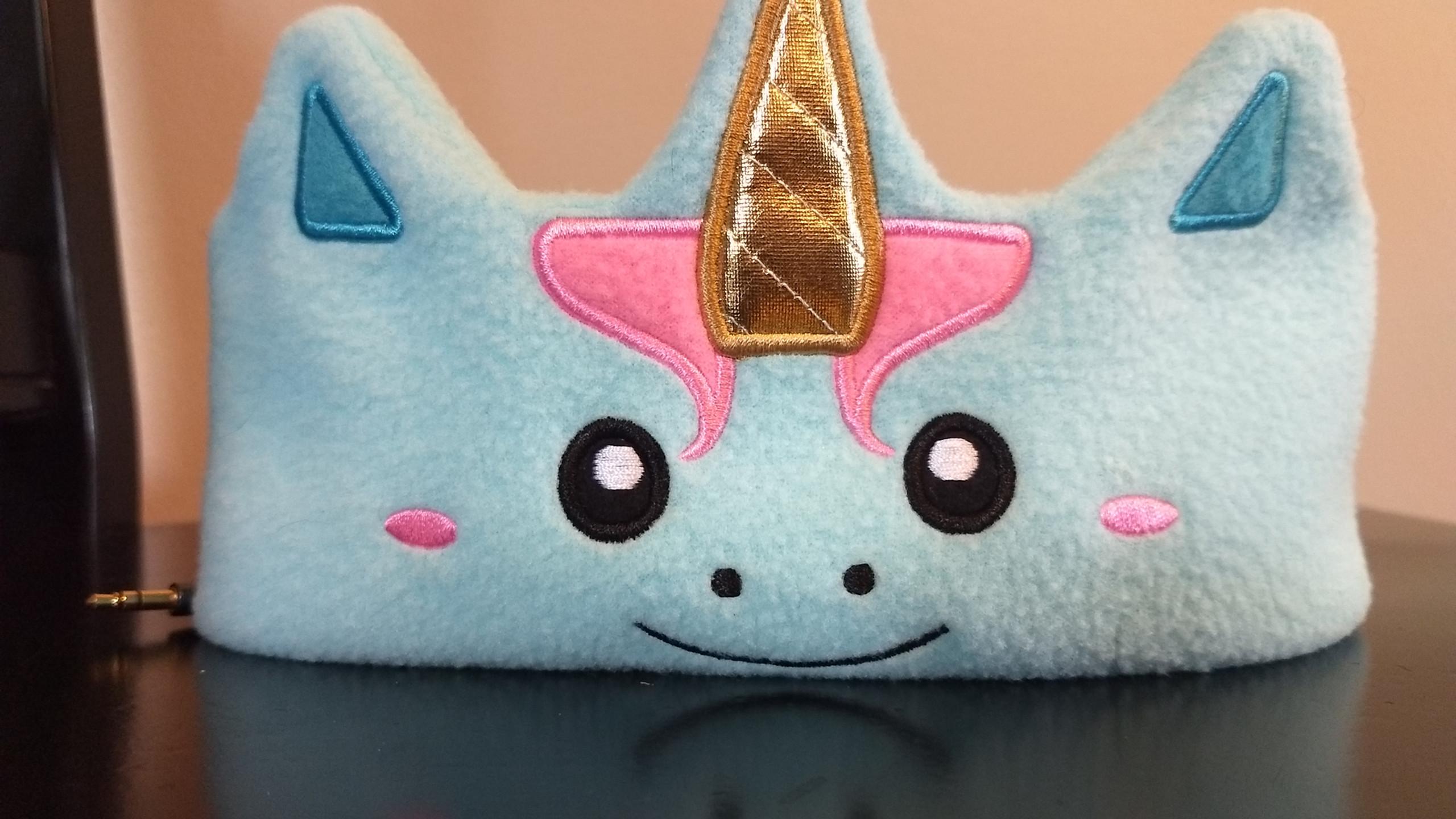 Unicorn Cozyphones!