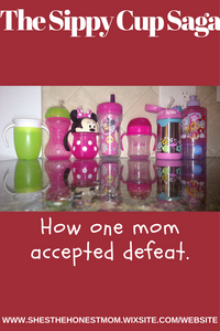 The Sippy Cup Saga
