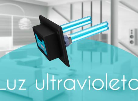 Luz Ultravioleta en el Aire Acondicionado
