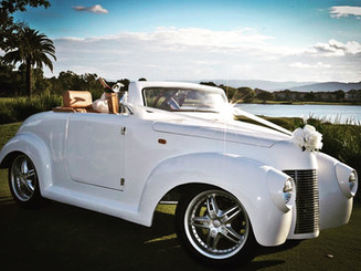 Tom - The 39 Ford Roadster!