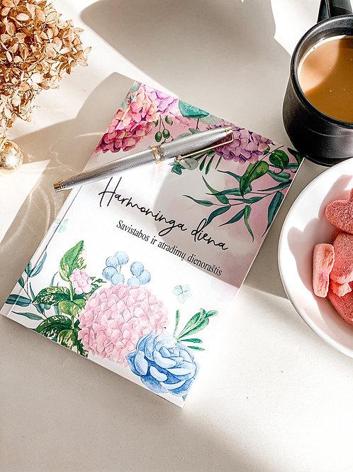 Harmoninga diena dienoraštis su pratimais moterims