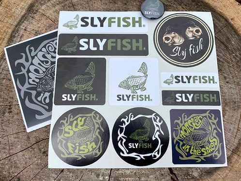 Sly Sticker Pack