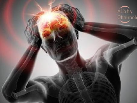 O diagnóstico de Enxaqueca Ocular