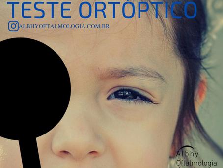 Teste Ortóptico