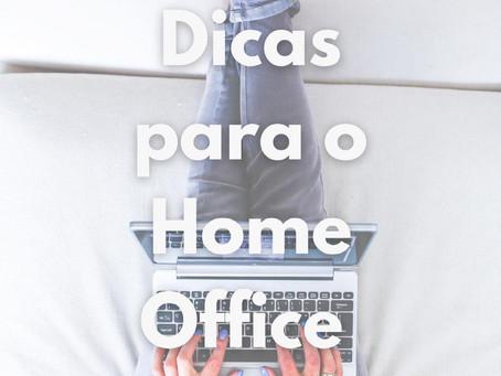 Dicas para o Home Office