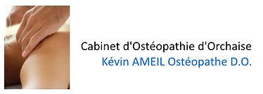 Cabinet d'Ostéopathie d'Orchaise Valencisse