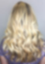 40+ fantastic pictures of haircuts, styles and colors done by Dina