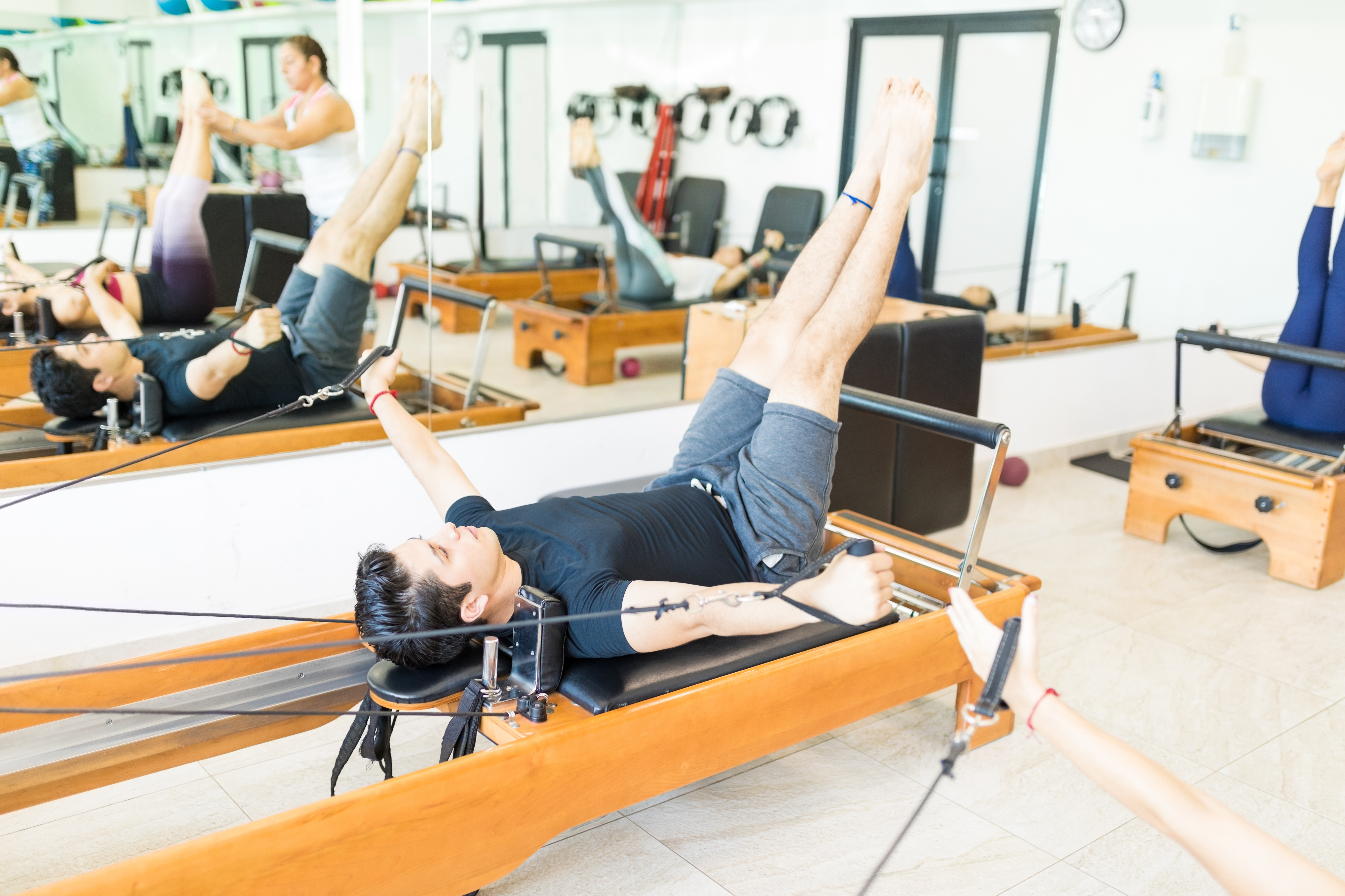 """Cours Collectif """"Pilates Reformer Chair"""""""