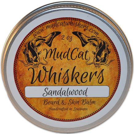 WS Sandalwood Beard Balm