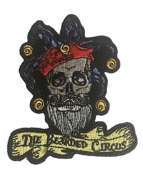 The Bearded Circus Patch