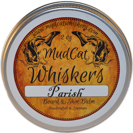 WS Parish Beard Balm