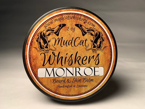Monroe Beard Balm
