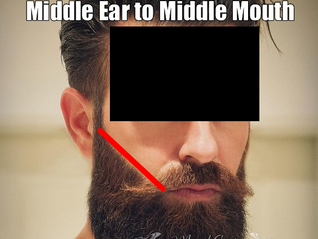 Tips for Shaping Your Beard Using Facial Guidelines by MudCat Whiskers