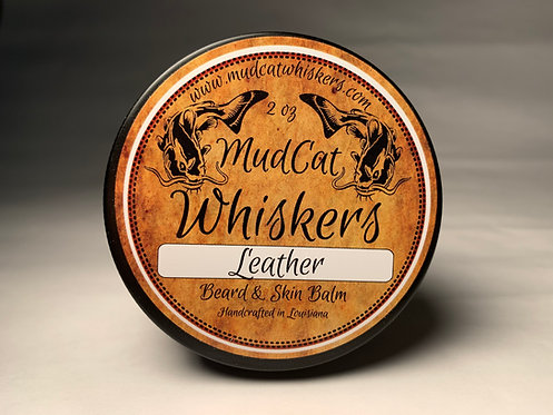Leather Beard Balm
