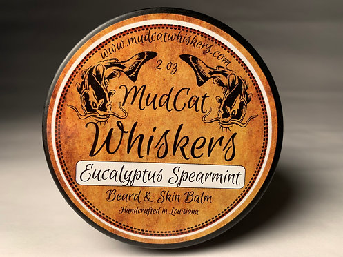 Eucalyptus Spearmint Beard Balm