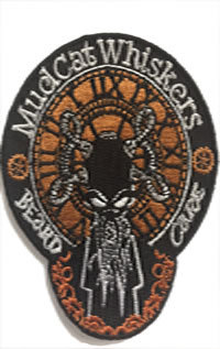 MudCat Whiskers Cthulhu  Patch
