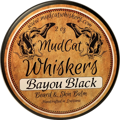 Wholesale Bayou Black Beard Balm