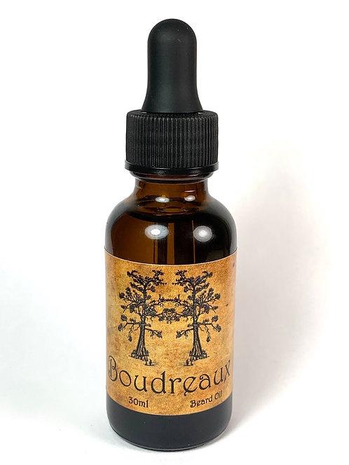 Boudreaux Beard Oil