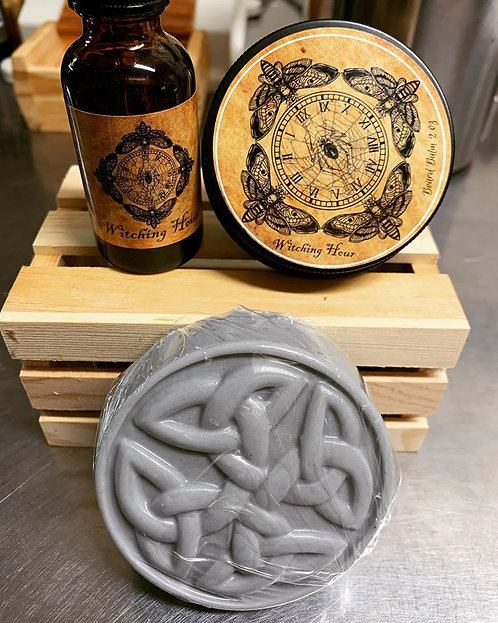 Witching Hour Beard Oil and Balm Combo