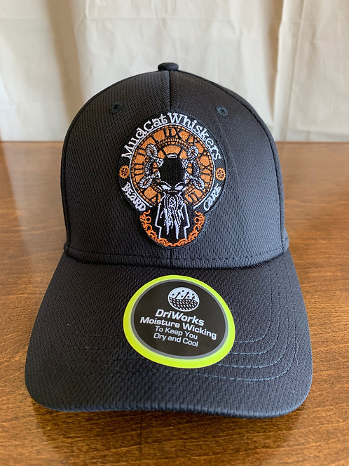MudCat Whiskers Cap (Black)