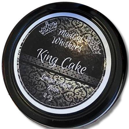 King Cake Beard Balm