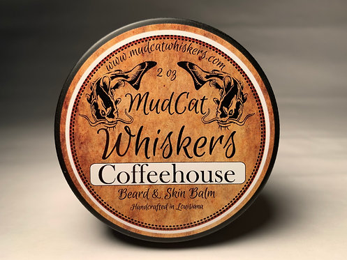 Coffeehouse Beard Balm