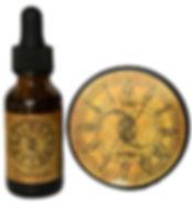 Traiteur Beard Oil and Balm Combo