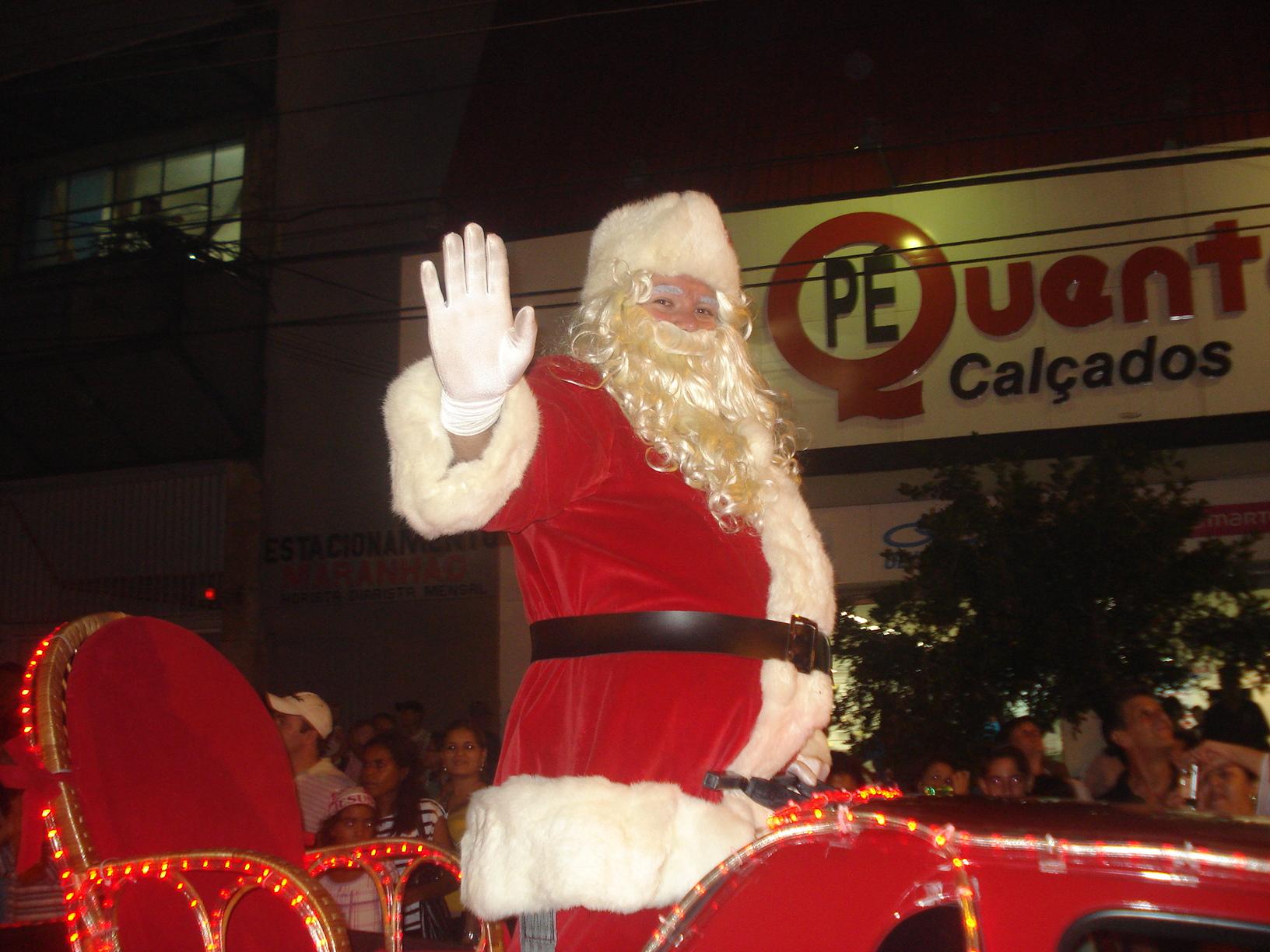 Papai Noel Coca Cola 2