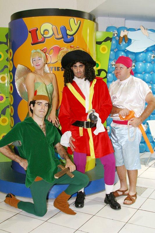 Festa - Peter Pan