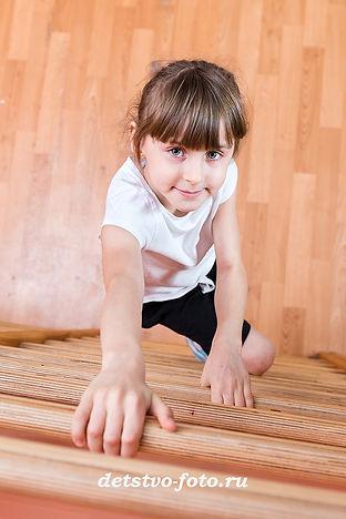 физкультура в детском саду