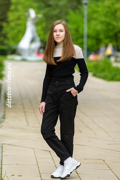 Индивидуальная фотосъёмка в Москве