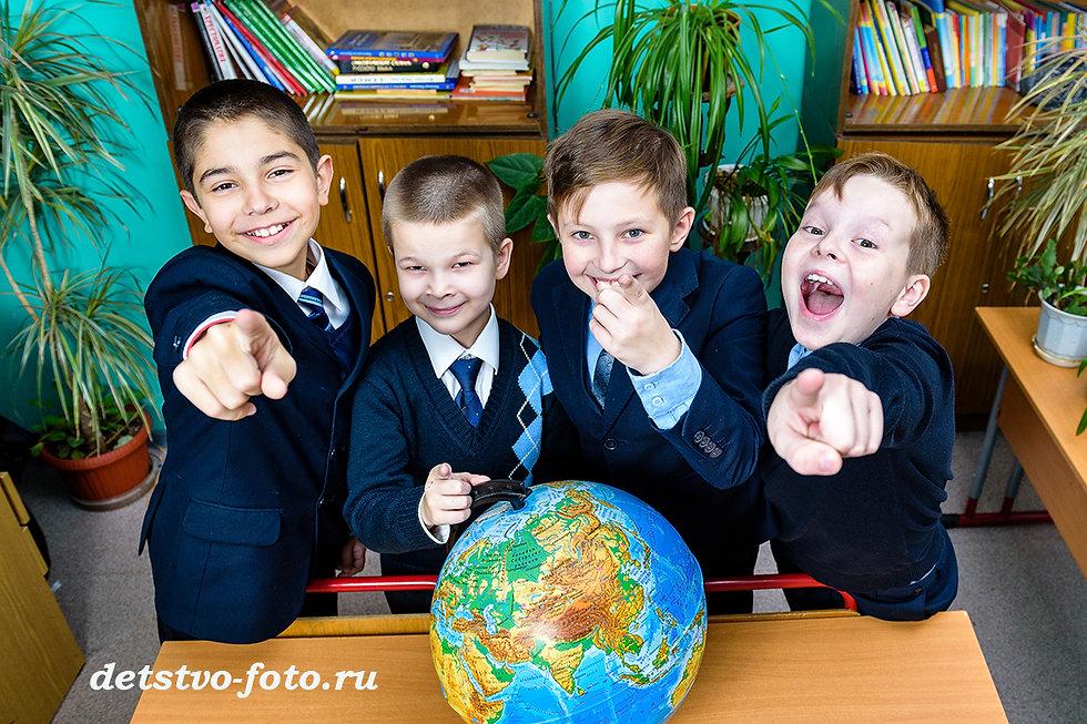 школьный фотограф Москва