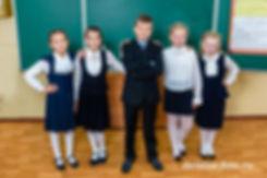 фотосъёмка в школе Москва