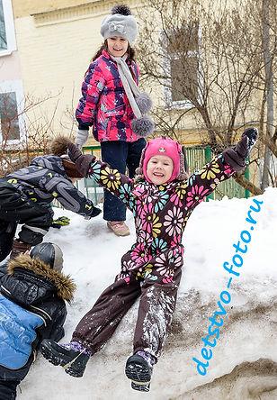 фотграф в детский сад москва