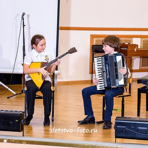 музыкальная школа концерт