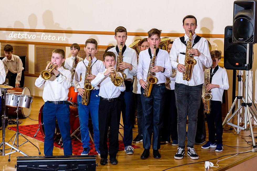 духовой отдел музыкальная школа