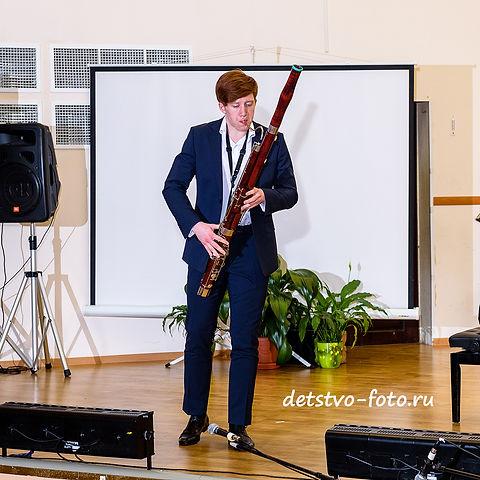 игра на фаготе в музыкальной школе