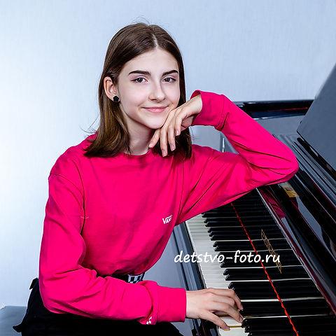 фортепиано фотосессия