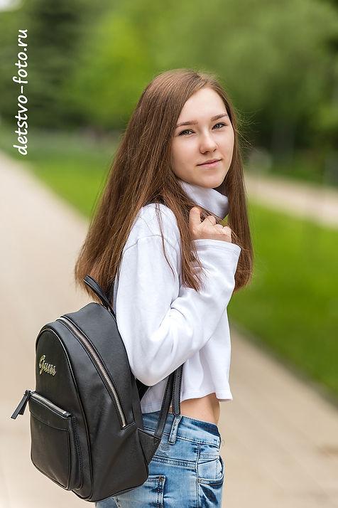 Стритфотограф, индивидуальная фотосессия в парке