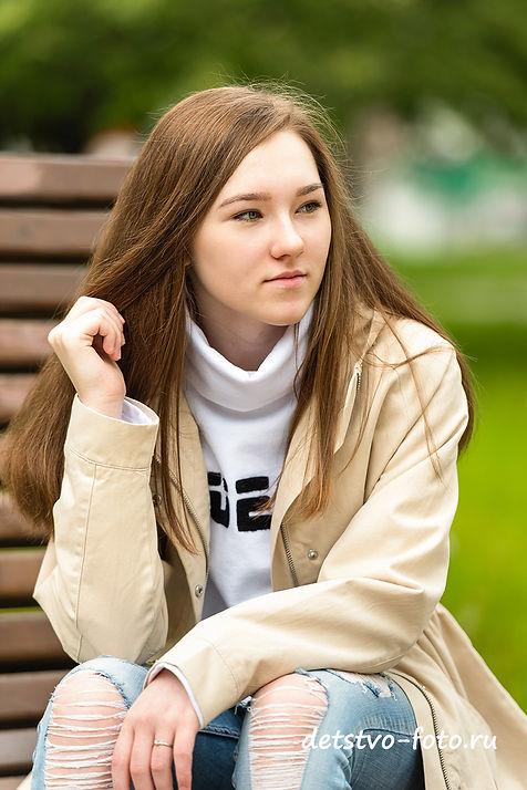 индивидуальная фотосессия в Москве
