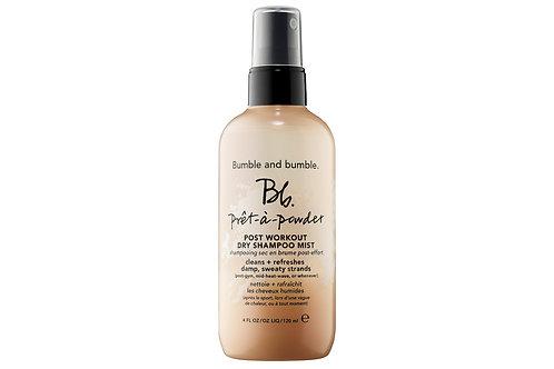Pret-a-Powder Post Workout Dry Shampoo Mist