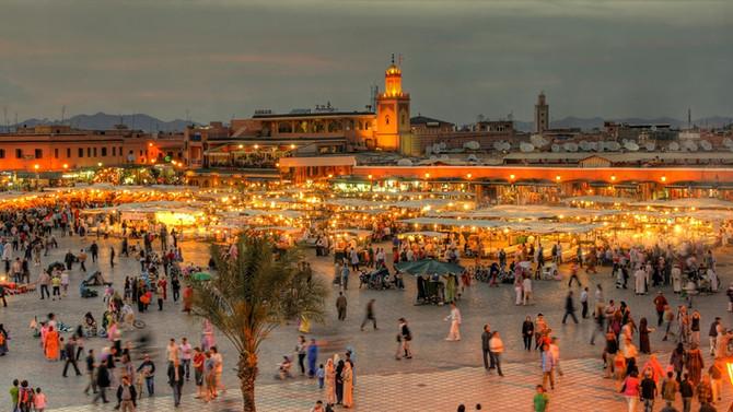 Marrocos tem nova Usina!