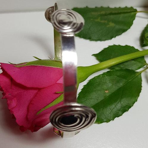 Spiral Bangle - SOLD