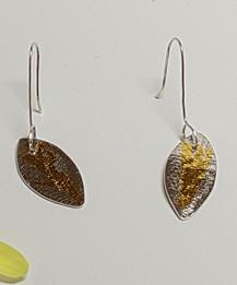 Kuemboo Leaf Earrings