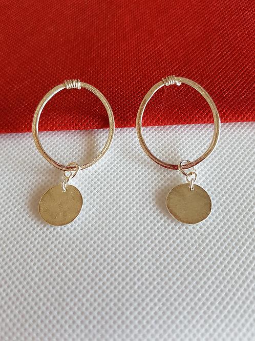 Gypsy earrings - SOLD