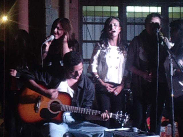 cantando a cochabamba