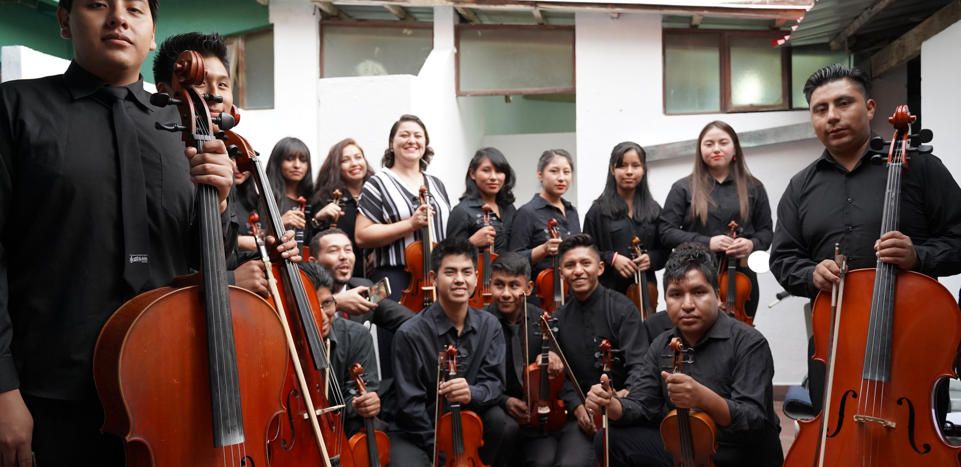 orquesta en bolivia