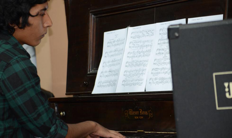 pianistas