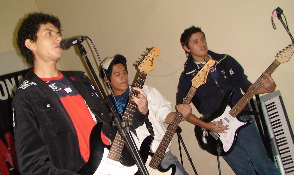 musicos talentos de bolivia